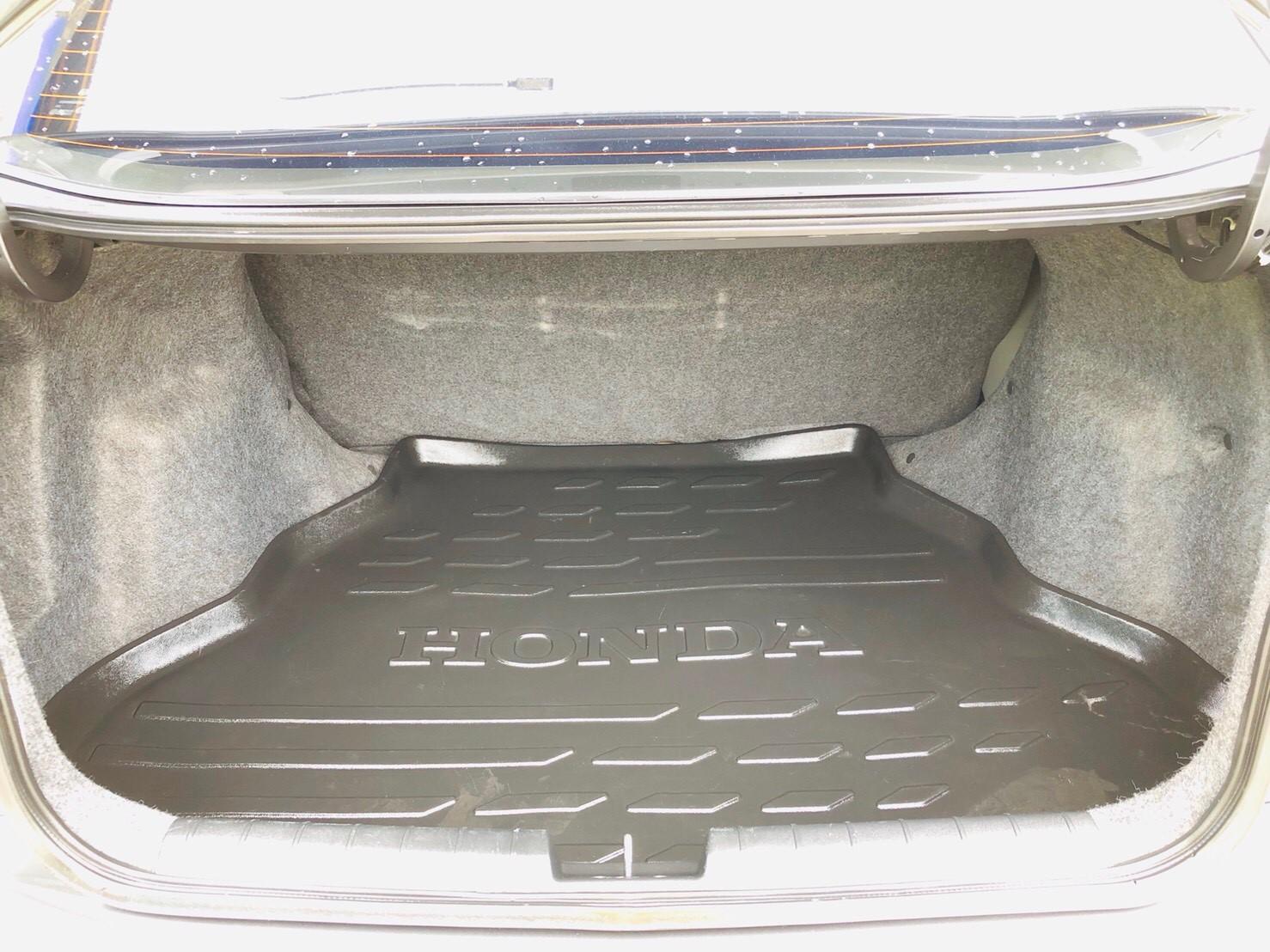 ภาพท้ายรถ ฮอนด้า ซิตี้ 1.5 V AS ปี 2010