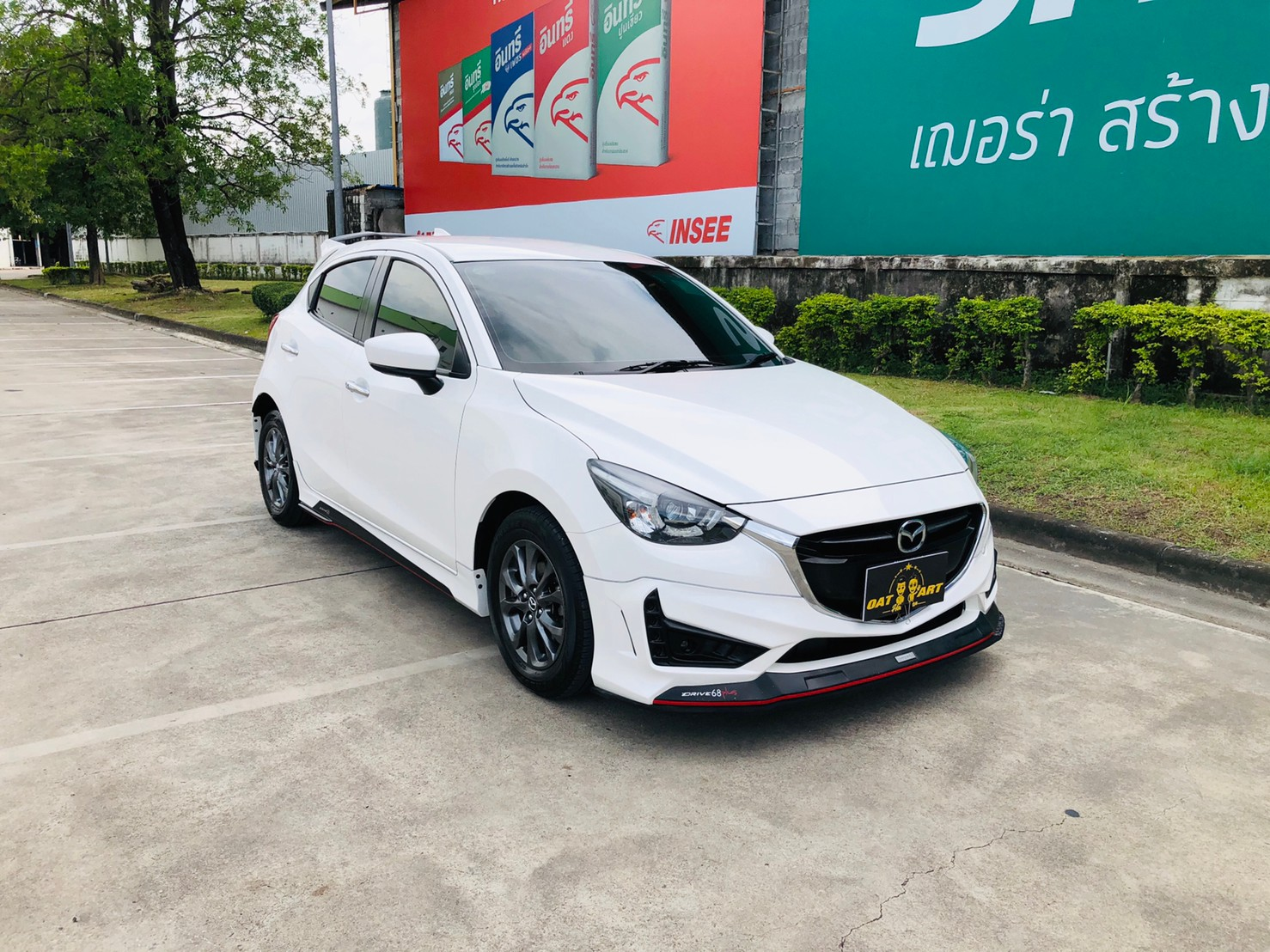2017 Mazda 2 1.3 SPORT HI PLUS TOP