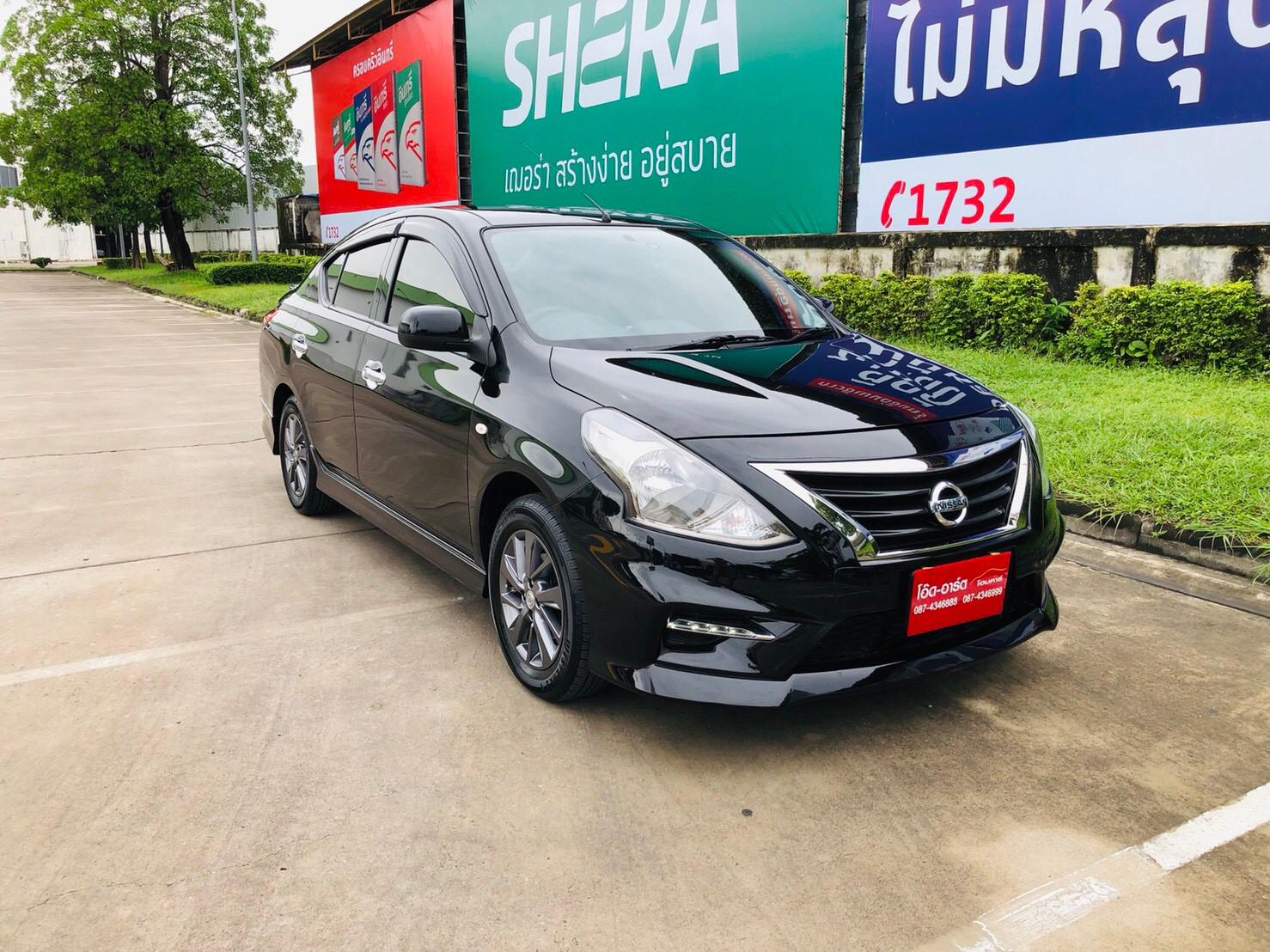 2015 Nissan Almera 1.2 E Sporttech