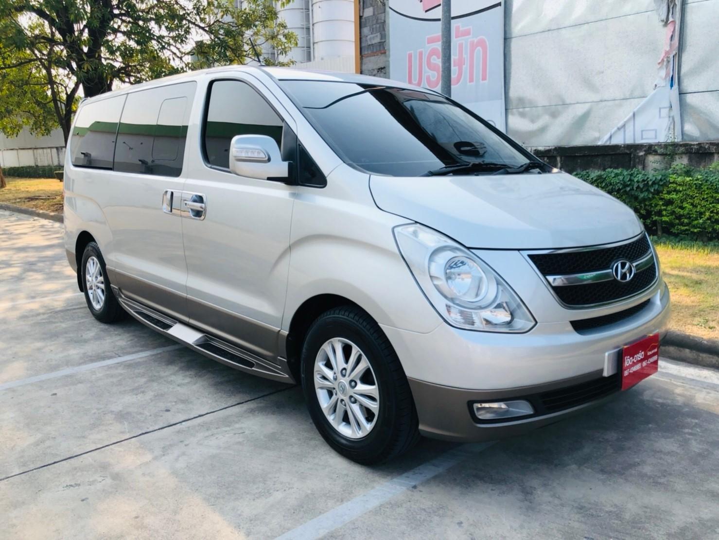 2010 Hyundai H1 2.5 Deluxe