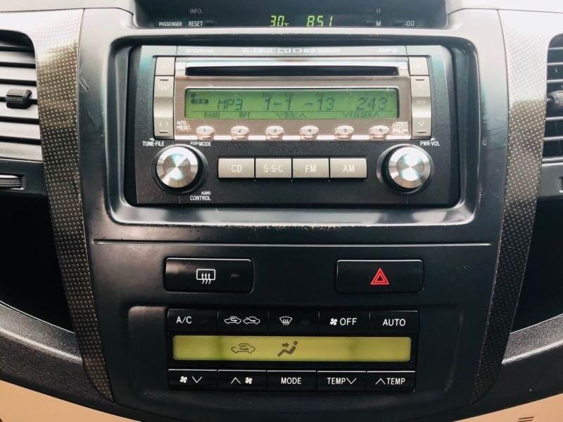 ภาพออปชั่น โตโยต้า ฟอร์จูนเนอร์ 3.0 SMART 4WD ปี 2008