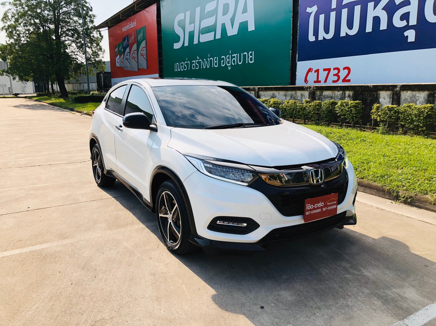 2018 Honda HR-V 1.8 RS