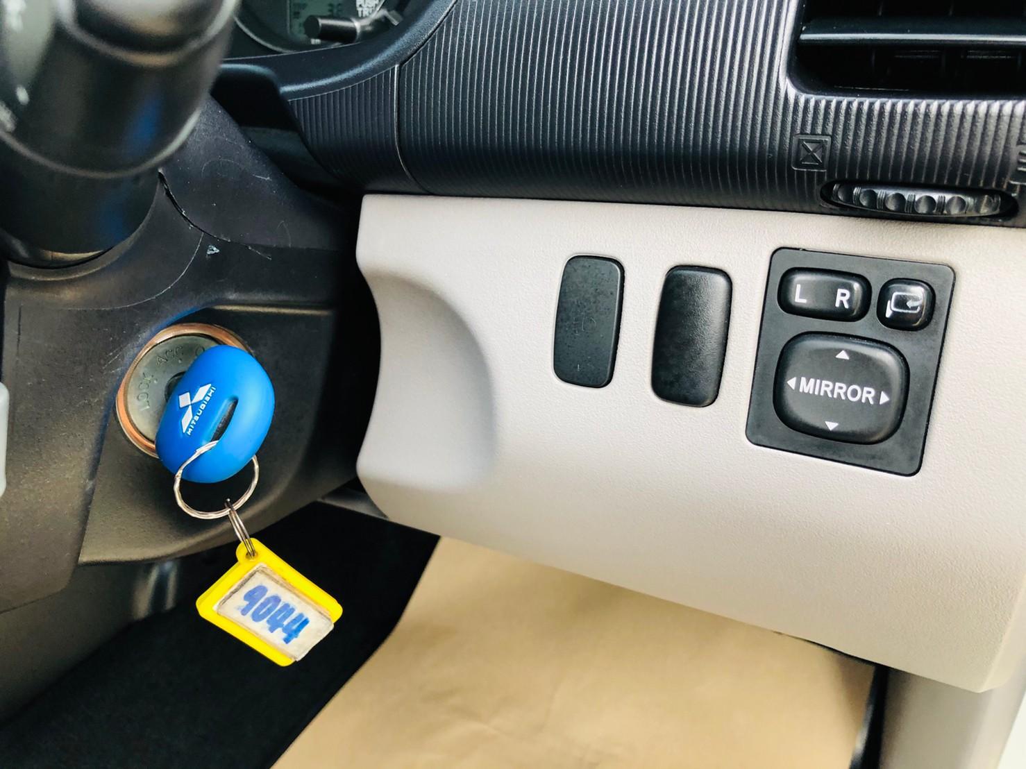 ภาพกุญแจ่ มิตซูบิชิ ปาเจโร่ สปอร์ต 2.5 GT Navi 2WD ปี 2014