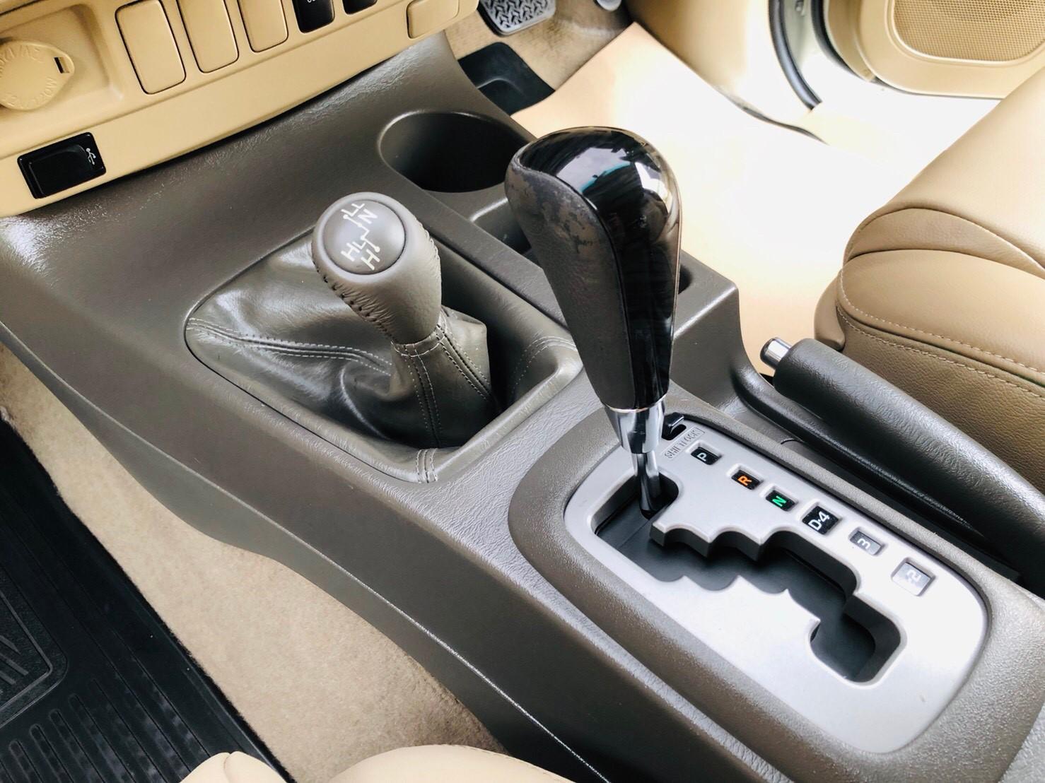 ภาพเกียร์ โตโยต้า ฟอร์จูนเนอร์ 3.0 V 4WD ปี 2013