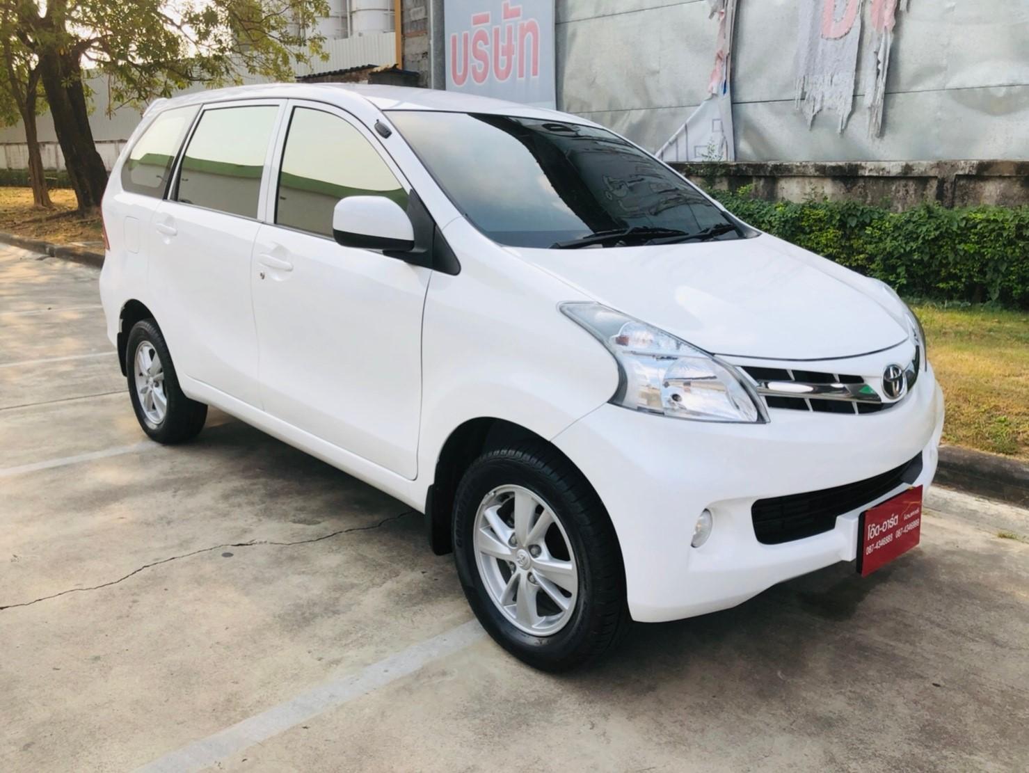 2012 Toyota Avanza 1.5 G