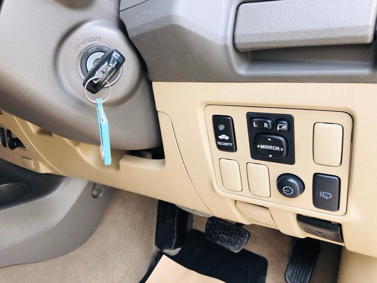 ภาพกุญแจ โตโยต้า ฟอร์จูนเนอร์ 3.0 V 4WD ปี 2013