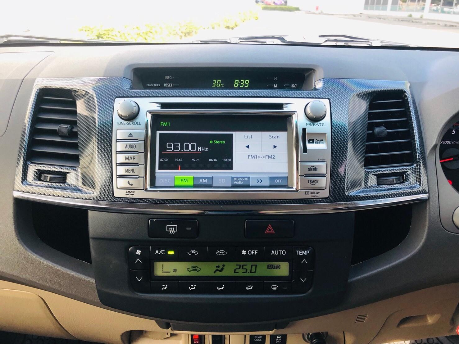 ภาพออปชั่น โตโยต้า ฟอร์จูนเนอร์ 3.0 V 4WD ปี 2013