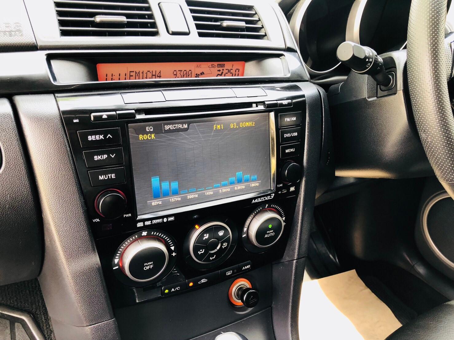 ภาพเครื่องเสียง มาสด้า 3 S MOVE 2.0 TOP ปี 2011