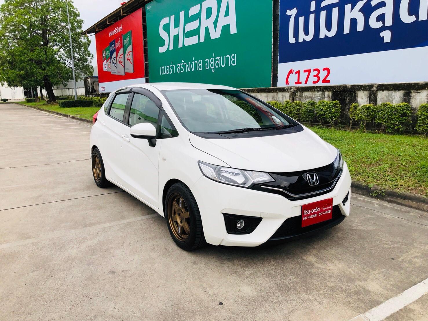 2017 Honda Jazz 1.5 V