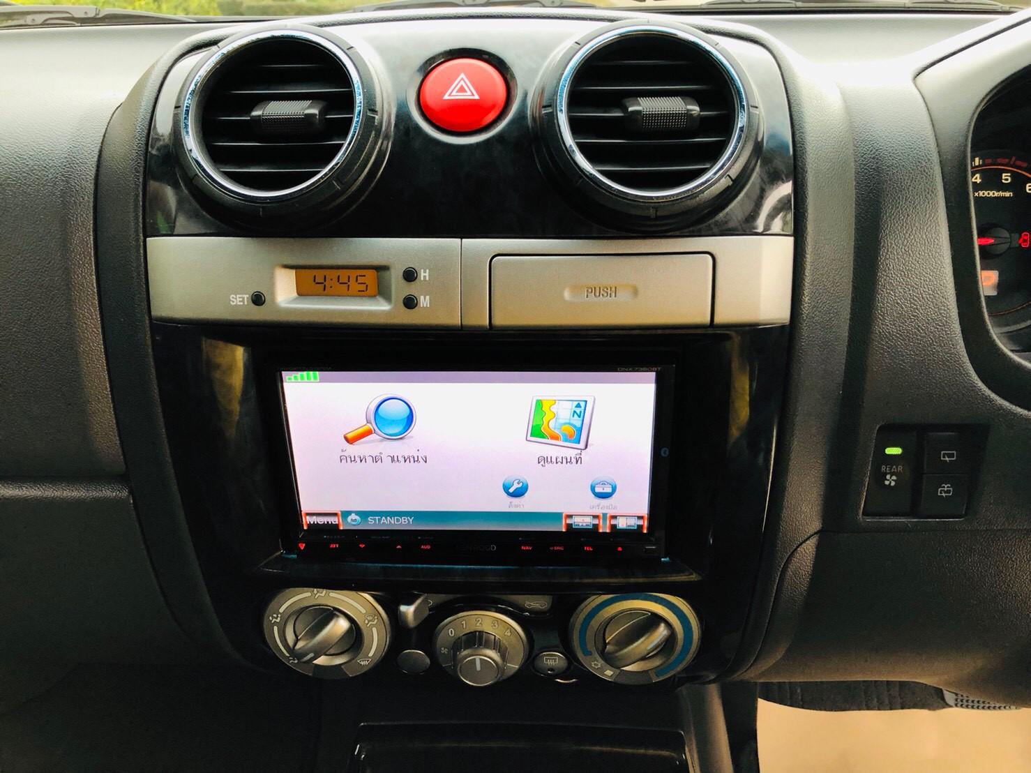 ภาพแอร์ เครื่องเสียง อีซูซุ มิว-เซเว่น Choiz 3.0 VGS ปี 2012