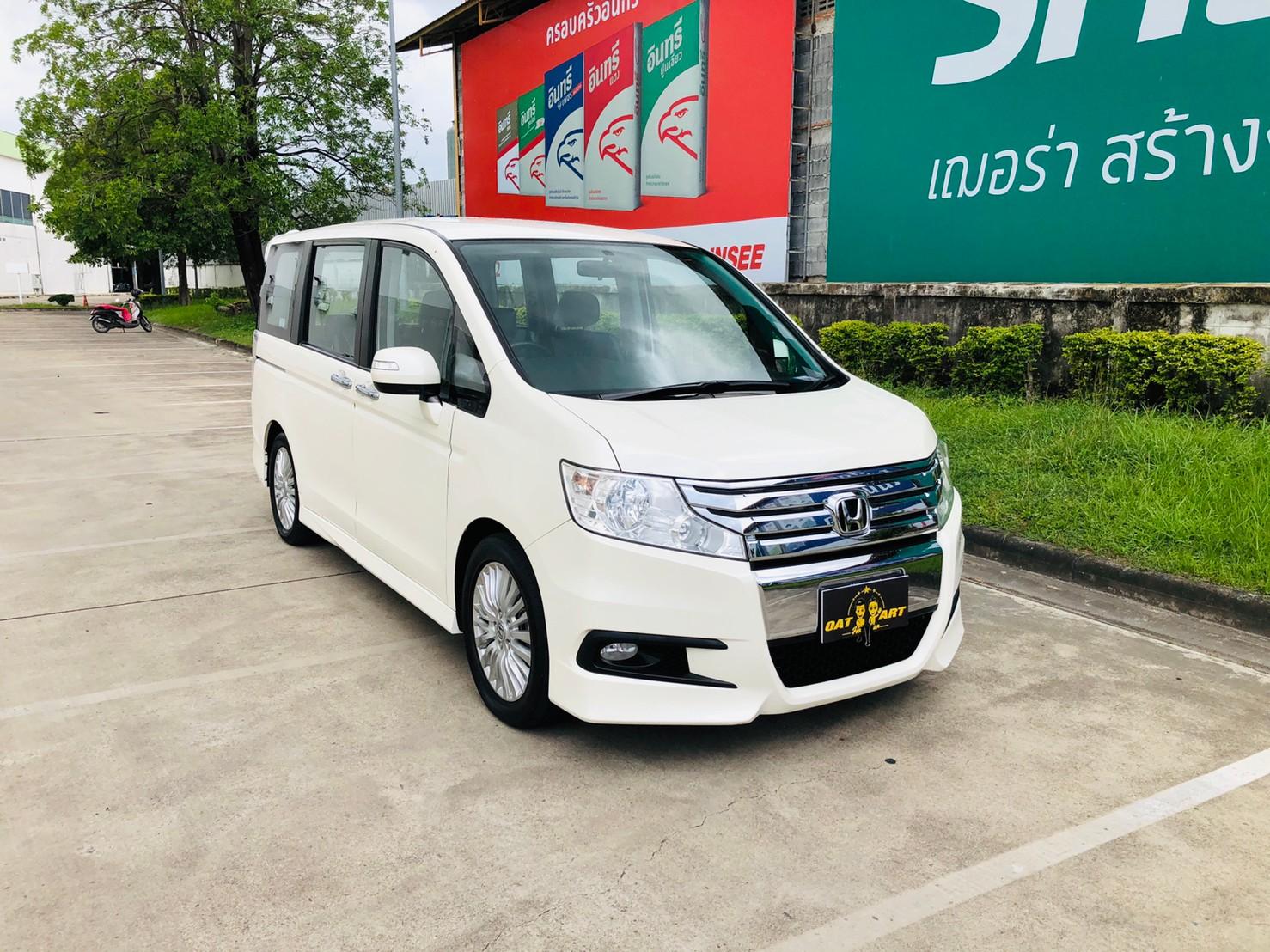 2013 Honda Stepwgn 2.0 JP